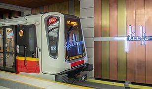 Warszawa. Konkurs na nazwę pociągu metra (zdjęcie ilustracyjne)