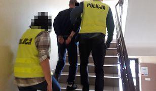 Warszawa. Policja zatrzymała podejrzanych o pobicie mężczyzny ze skutkiem śmiertelnym