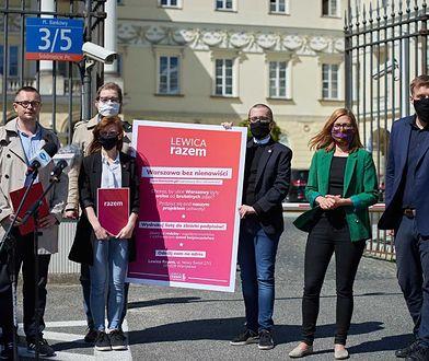 Warszawa. Razem przeciw drastycznym treściom na ulicach