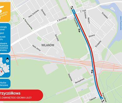Warszawa. Podpowiadamy, jakie będą objazdy i utrudnienia na stołecznych drogach w najbliższy weekend