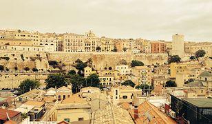Cagliari to pięknie położone miasto o bogatej historii