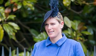 Zara Phillips-Tindall urodziła córkę. To najcięższe dziecko w rodzinie królewskiej