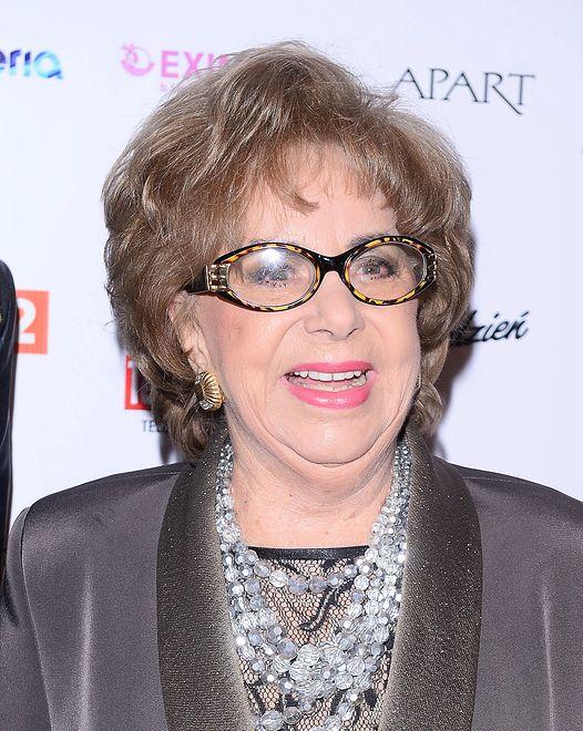 Zofia Czerwińska zagrała ponad 300 ról w kinie i telewizji