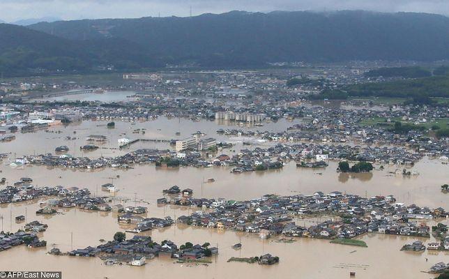Do opuszczenia swoich domów zostało zmuszonych ponad 2 miliony osób