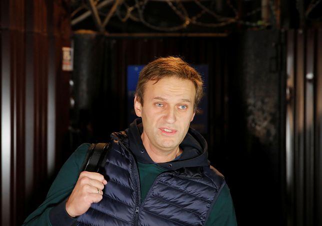 Rosja: Nawalny wyszedł z więzienia. Putin ma powody do niepokoju
