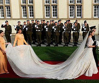 Ślub następcy tronu Luksemburga