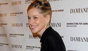 Sharon Stone przyjedzie do Warszawy!
