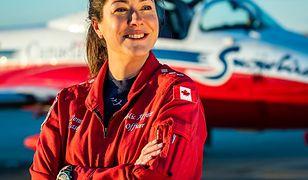 Kanada. Kapitan Jennifer Casey zginęła w katastrofie odrzutowca.