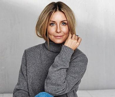 Małgorzata Rozenek-Majdan w hitowym projekcie z sieciówki. Idealnie wpisała się w trendy