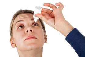Opuchnięte oczy. To może być zapalenie zatok (WIDEO)