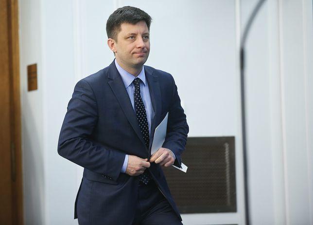 Michał Dworczyk, szef Kancelarii Prezesa Rady Ministrów