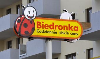 Wady i zalety pracy w Biedronce