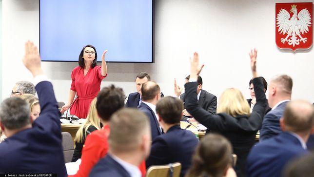 """""""Ustawa represyjna"""" znów w Sejmie. Komisja Sprawiedliwości negatywnie o uchwale Senatu"""
