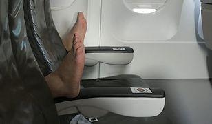 Bose stopy na pokładzie mogą doprowadzić do tragedii