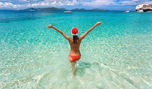 Boże Narodzenie na plaży? Wcale nie trzeba uciekać na inny kontynent