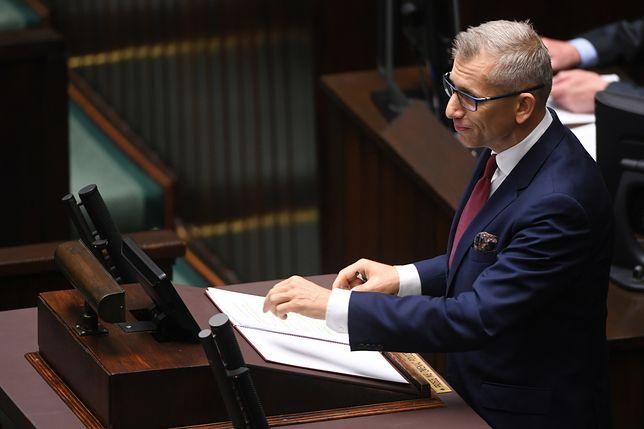 Krzysztof Kwiatkowski zapowiedział kontrole kompetencji dla instytucji utrudniających śledztwo NIK