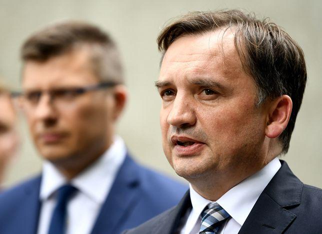 Zbigniew Ziobro o działaniu Heleny Dalli. Chce podjęcia kroków wobec KE