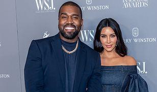 """Kim Kardashian na temat Kanye Westa: """"Jest bardzo prosty"""""""