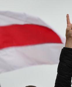 Warszawa. Maszerują w przededniu rocznicy wyborów. Solidarni z Białorusią