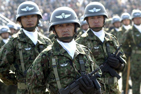 Japońskie Siły Samoobrony