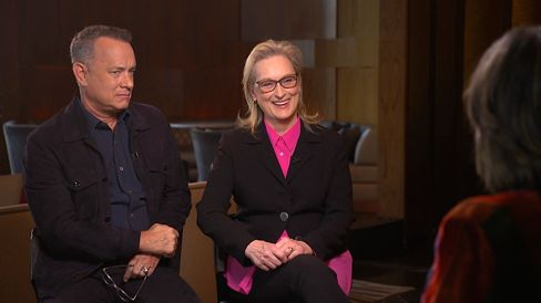"""CNN """"Amanpour"""": Skoro Oprah Winfrey kandydatem na prezydenta, to może Tom Hanks na zastępcę?"""