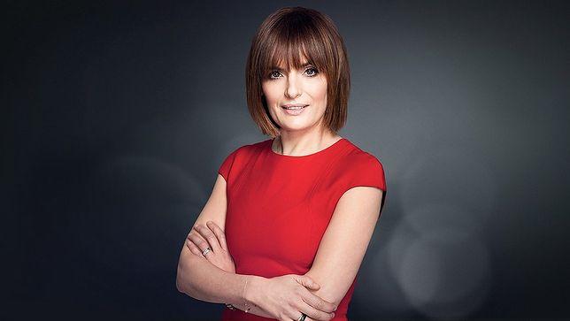 Dorota Gawryluk, dyrektor Pionu Informacji i Publicystki Telewizji Polsat