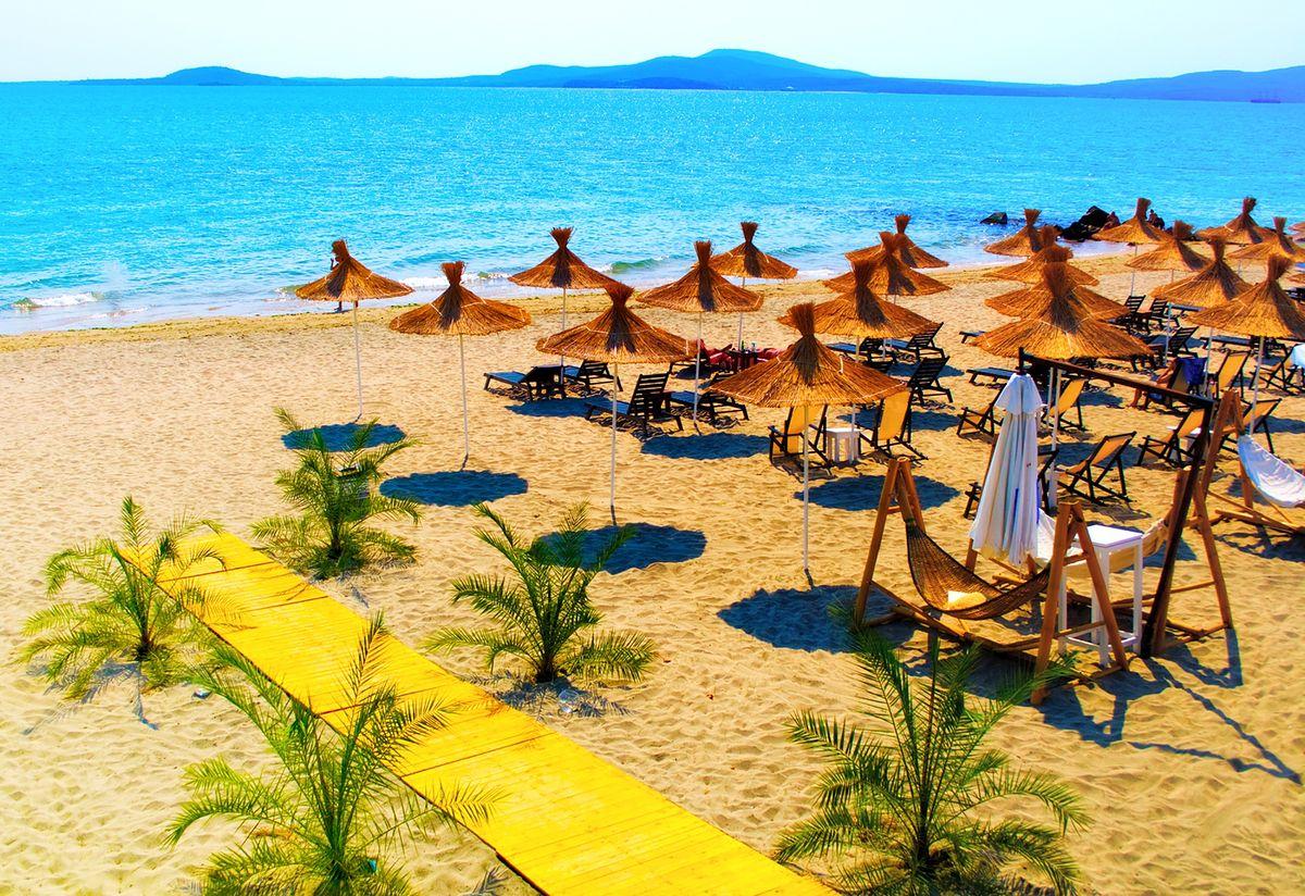 Słoneczny Brzeg - najbardziej rozrywkowy kurort Europy Wschodniej