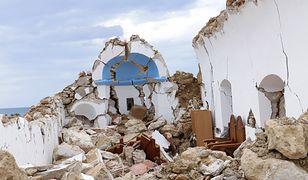 Grecja. Silne trzęsienie ziemi odczuwalne w innych krajach