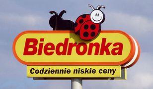 Alarm bombowy w Biedronce. Ewakuowano kilka sklepów.