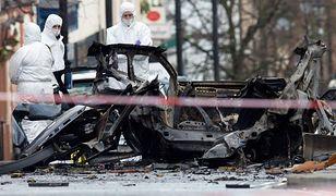 Irlandia Północna: IRA wzięła na siebie odpowiedzialność za zamach bombowy w Londonderry