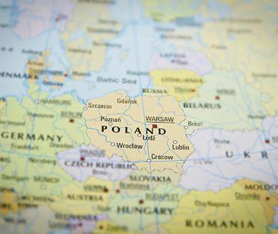 Na mapie Polski pojawią się cztery nowe miasta