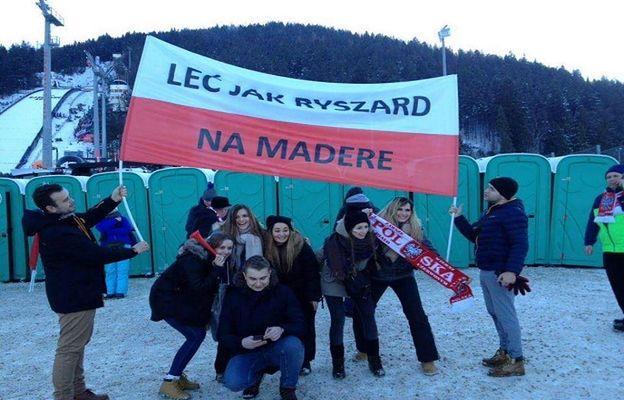 Udany żart czy profanacja flagi? Zdjęcie z Zakopanego wywołało dyskusję