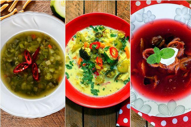 Jakich produktów warto użyć to ugotowania fit zupy?