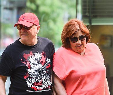 Lidia i Jerzy poznali się jeszcze w liceum