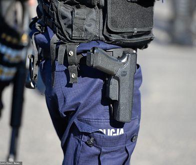 Łódź. Policja zatrzymała agresora