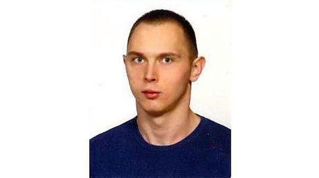 Poszukiwany Bartosz Nowicki