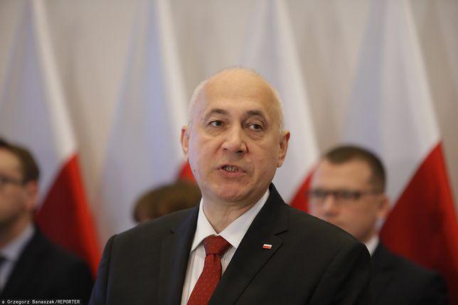 Joachim Brudziński broni szefowej sztabu Andrzeja Dudy