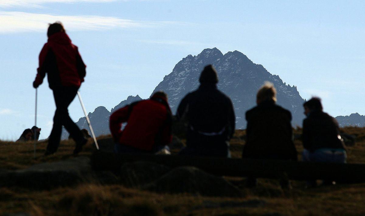 Polka napadnięta w Tatrach. Zaatakował ją nad pionową przepaścią