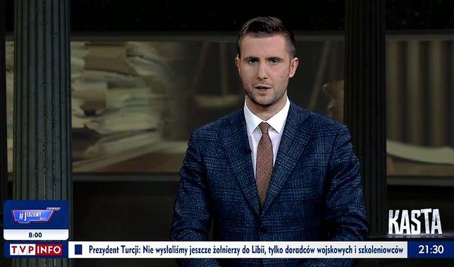 """Pierwszy odcinek programu TVP Info """"Kasta"""""""