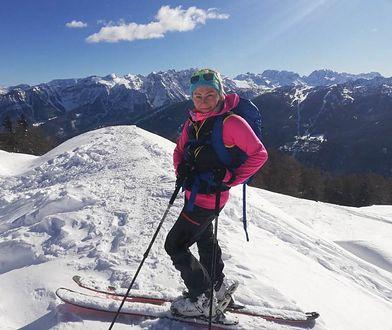 """Polka w Trentino. """"Cały czas czuję się jak na wakacjach"""""""