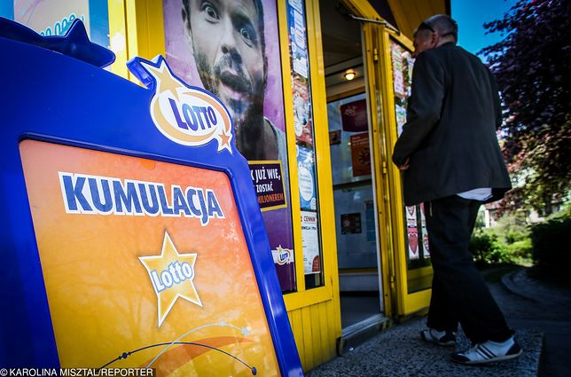 """Lotto. 10 000 000 zł do wygrania w najbliższy weekend w """"Dużym Lotku"""""""