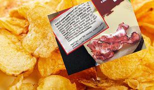 W chipsach o smaku mięsa - mięsa nie ma wcale. Dobra przekąska dla wegetarian?