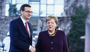 """Mateusz Morawiecki wzywa Niemcy, by zrezygnowały z Nord Stream 2. """"Destabilizuje Europę"""""""