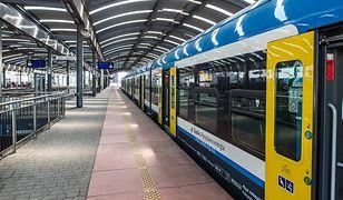 Śląsk. Mieszkańcy Jastrzębia Zdroju mają szansę doczekać się na połączenie kolejowe.