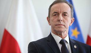 Marszałek Senatu Tomasz Grodzki zaprzecza oskarżeniom o korupcję