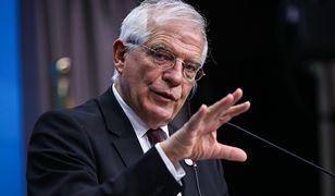 Hiszpański polityk Josep Borrell.