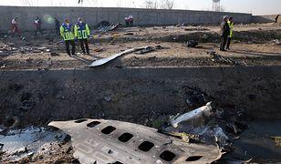 """Niderlandzkie służby o katastrofie ukraińskiego samolotu. """"Prawdopodobnie zestrzelił go Iran"""""""