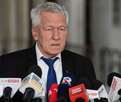 Sąd wprowadził kuratora do Wolnych i Solidarnych, partii założonej przez Kornela Morawieckiego