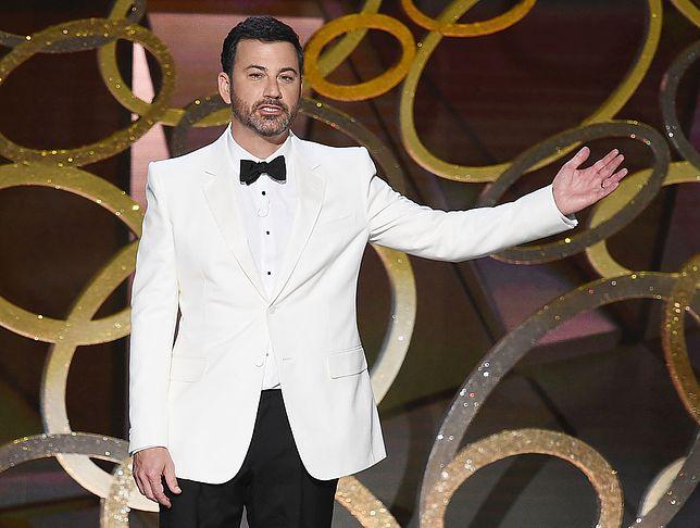 Jimmy Kimmel na rozdaniu nagród Emmy 2016