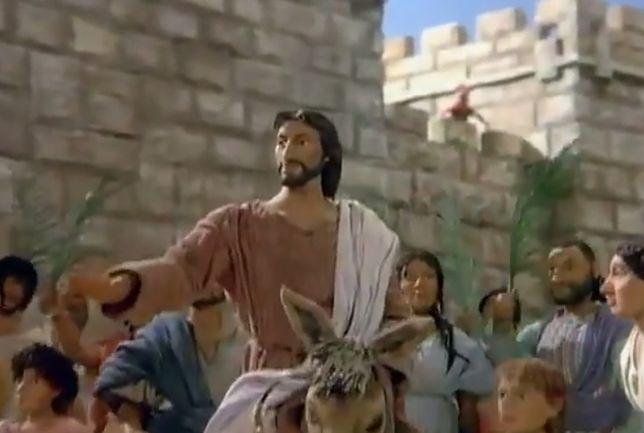 Spotkanie z Jezusem (The Miracle Maker)